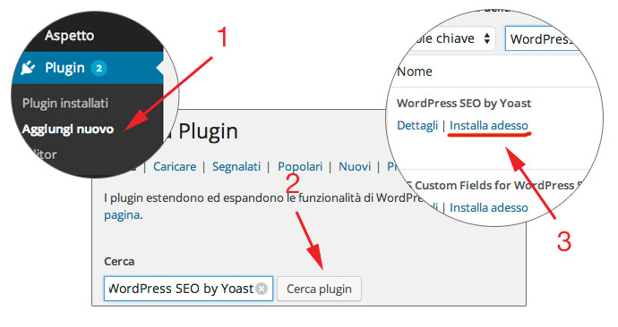 Installaazione-Plugin-Wordpress