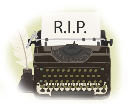 Blog-RIP
