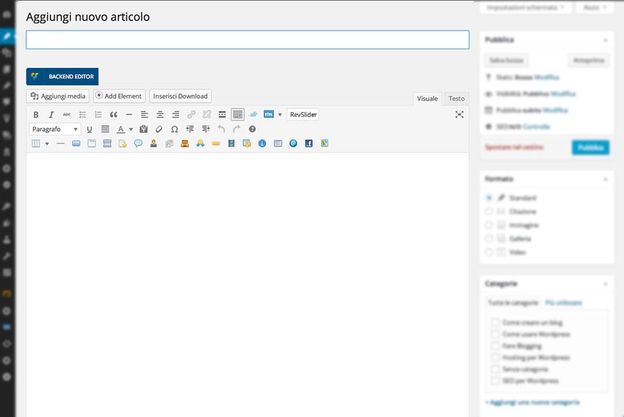 Creare-articolo-wordpress