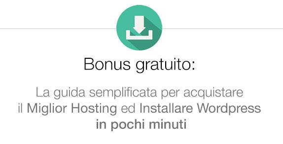 Guida Semplificata miglior hosting WordPress
